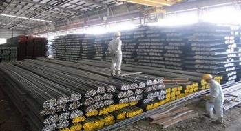 Giá thép đã tăng mạnh lên đến mức gần 1,8 triệu đồng/tấn