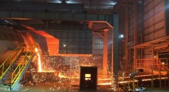 10.000 tấn gang lỏng đầu tiên để luyện phôi thép được ra lò của Formosa