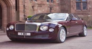 Bentley cân nhắc sản xuất xe bọc thép