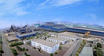 Các nhà máy thép tại Việt Nam