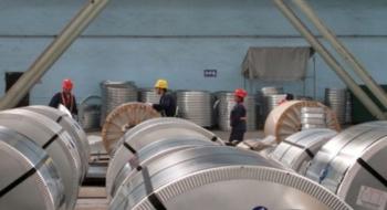 Doanh số bán thép xây dựng của Trung Quốc đang giảm dần