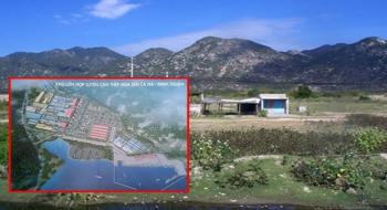 Dự án thép Cà Ná phải dừng lại vì lo lắng báo động ô nhiễm môi trường