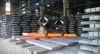 Dự trữ thép của các nhà máy Trung Quốc tăng 46% trong kỳ nghỉ lễ