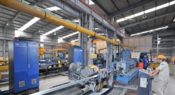 Hòa Phát đạt kỷ lục 95.000 tấn ống thép trong tháng 11