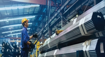 Hòa Phát tiêu thụ 2,13 triệu tấn thép xây dựng chiếm 32% thị phần trong tháng 8