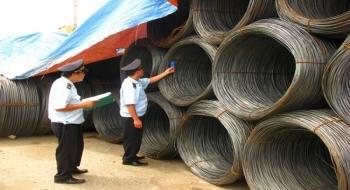 Kiểm soát và chống gian lận trong tình hình nhập khẩu sắt, thép