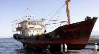 Kiên quyết yêu cầu đơn vị đóng tàu phải thực hiện đúng hợp đồng đã ký với ngư dân