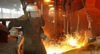 Sản lượng thép thô của Nhật Bản giảm 23,5%, thấp nhất trong 11 năm
