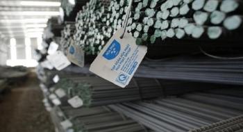 Sản lượng thép xây dựng của Hòa Phát trong tháng 2 đạt 163.500 tấn
