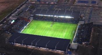 Sân vận động Buriram Thái Lan