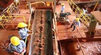 Sản xuất thép và vật liệu xây dựng không nung từ bùn đỏ