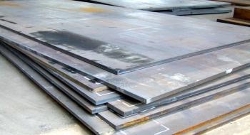 Tháng 8 nhập khẩu thép tấm Hàn Quốc giảm 32%