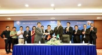 Hòa Phát ký hợp đồng mua công nghệ sản xuất hiện đại