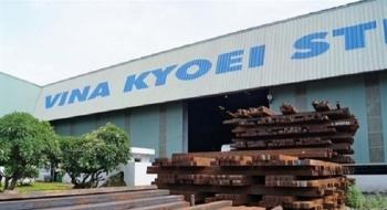 Thép Kyoei mua lại 20% cổ phần của một công ty thép Việt Nam