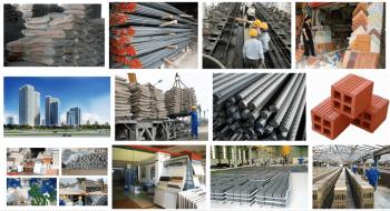 Thị trường vật liệu xây dựng cuối năm có nhiều thay đổi