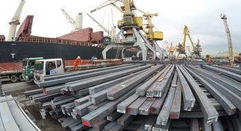 Tình hình xuất khẩu sắt thép trong tháng 7/2019 giảm hơn 8%