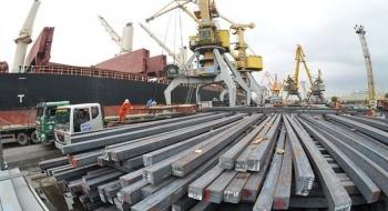 Tình hình xuất khẩu thép tháng 1/2020 giảm hơn 21%