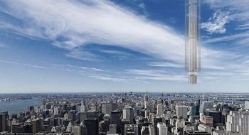 Toà nhà cao tầng mọc ngược