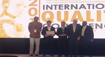 Tôn Đông Á và Thép Việt Đức nhận giải thưởng