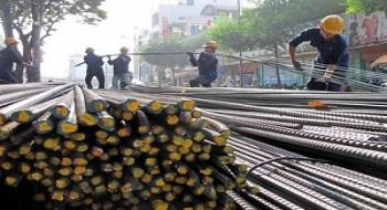 Trong tháng 8: giá thép xây dựng dự báo ổn định