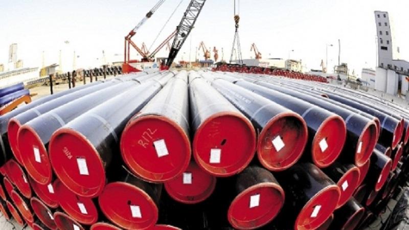Năng lực sản xuất thép của Hoa Kỳ Sử dụng vượt mốc 70%