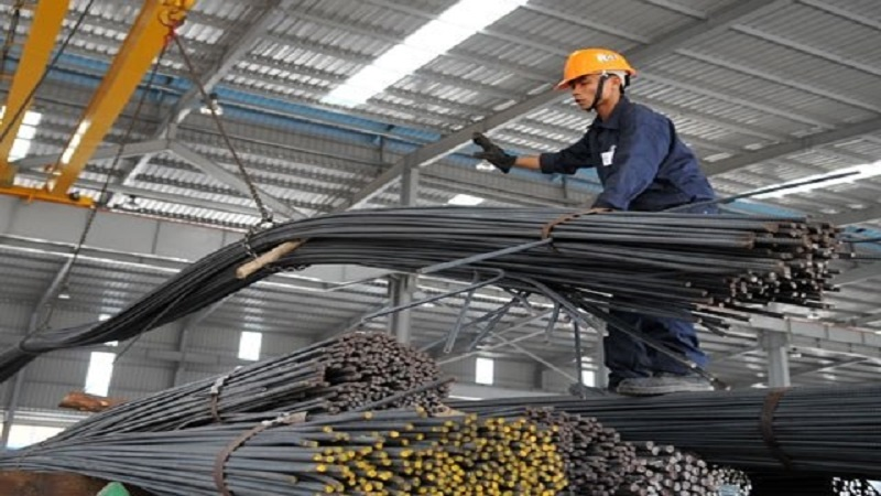 Giá thép nội địa Trung Quốc ở mức cao kỷ lục