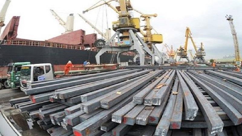 Các nhà máy Trung Quốc tích lũy thêm thép dự trữ