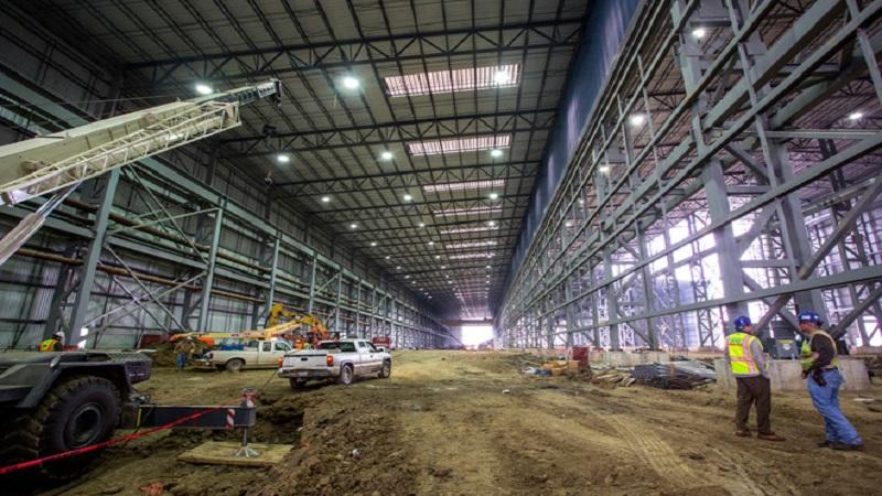 Big River Steel của Hoa Kỳ thành công mở rộng nhà máy thép