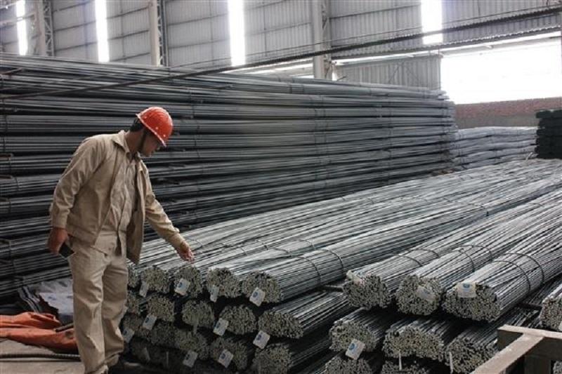 Dự báo Trung Quốc có thể bị giảm 22 triệu tấn thép tiêu thụ vào tháng 3