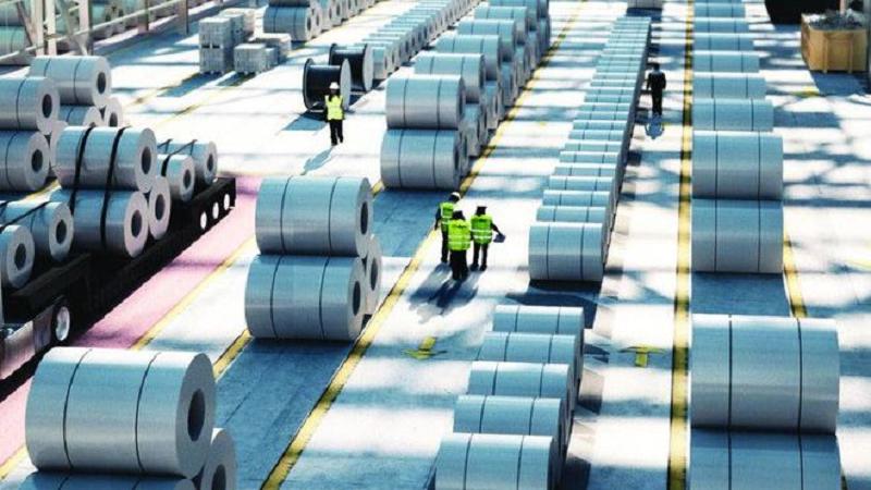 Ấn Độ lần đầu tiên trở thành nhà xuất khẩu thép ròng sang Trung Quốc sau nhiều năm