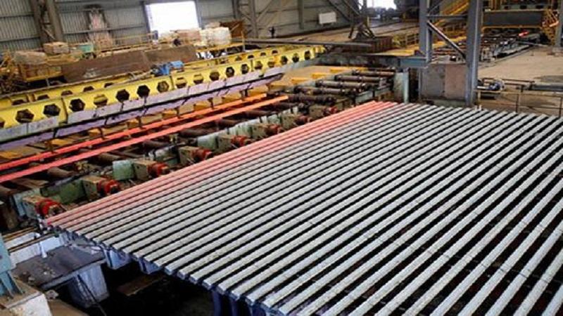 Sản lượng thép thô Trung Quốc tăng kỷ lục