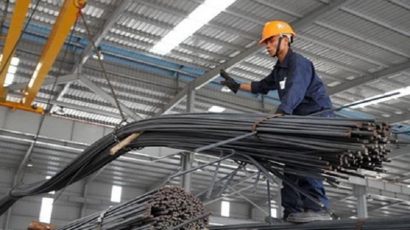 Sản lượng xuất khẩu sắt thép trong tháng 9 tăng hơn 44%