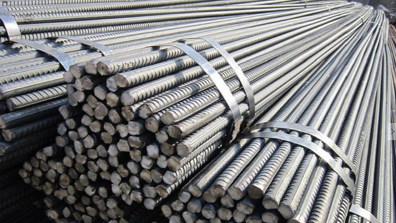 Thép xây dựng xuất khẩu trong quý 3 tăng vọt
