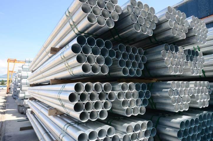 Trong 5 tháng đầu 2020, Hòa Phát xuất khẩu ống thép tăng 78%