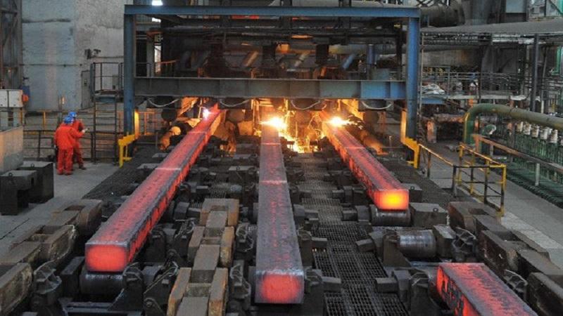 Giá thép Trung Quốc giảm xuống thấp nhất 6 tuần, quặng sắt giảm gần 5%